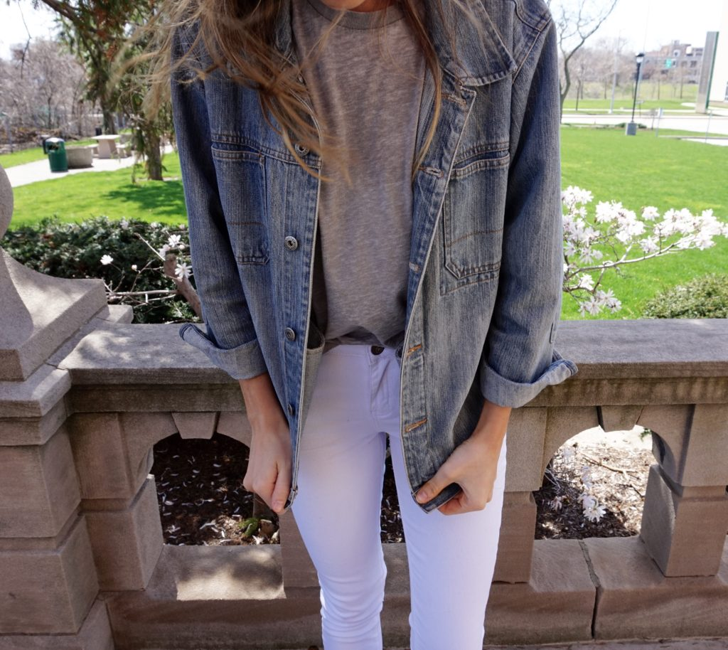 Outfit of the Day: Spring is in the Air