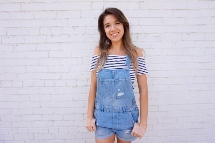 Summer Staple: Overalls