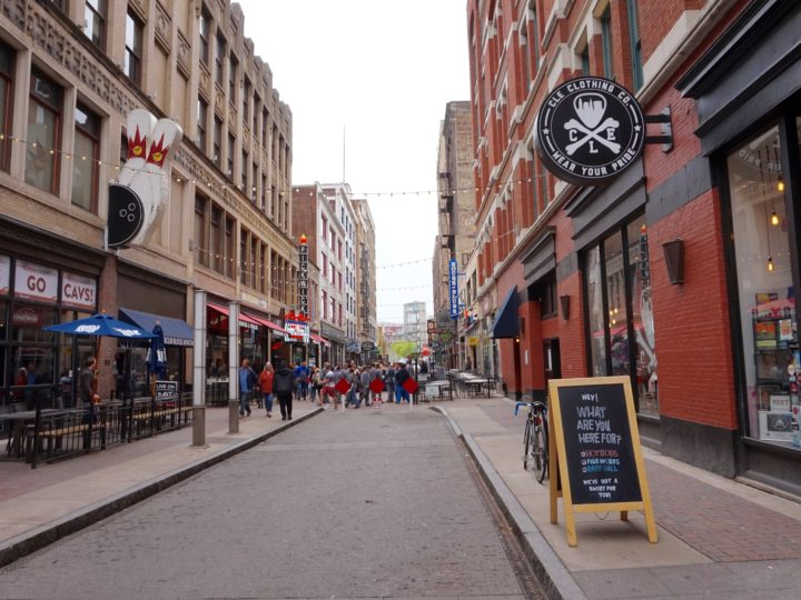 Travel Guide: Cleveland, OH