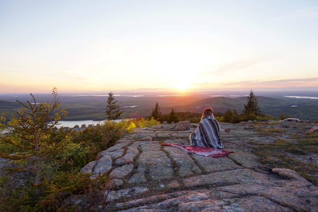 Picture-Perfect Acadia National Park