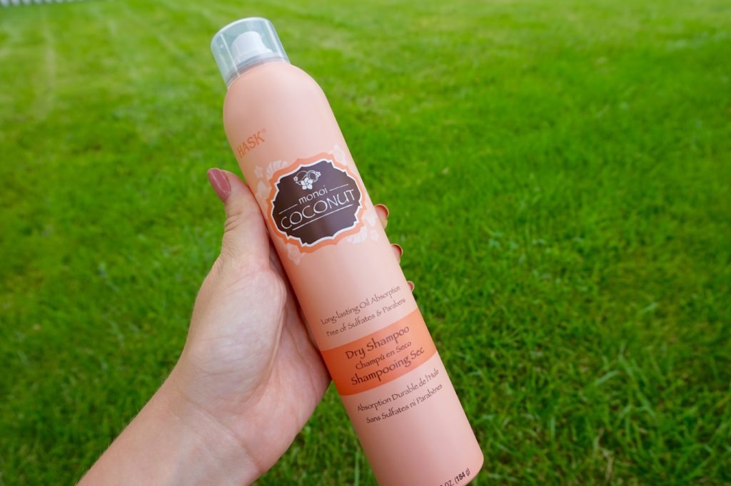 Hask Dry Shampoo Review